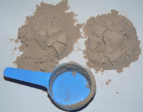 vegan protein příprava dávky