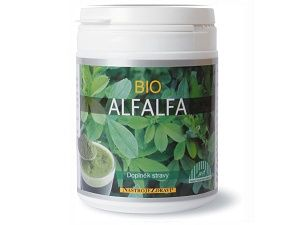 Blue Step Alfalfa BIO 80g Blue step spol. s r.o.