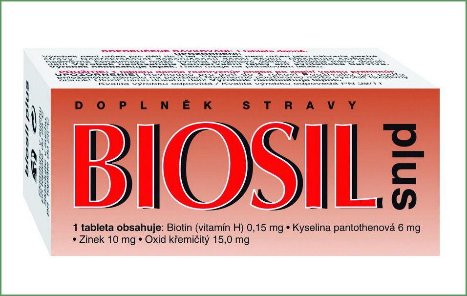 Naturvita Biosil Plus 60 tablet Naturvita, a.s.