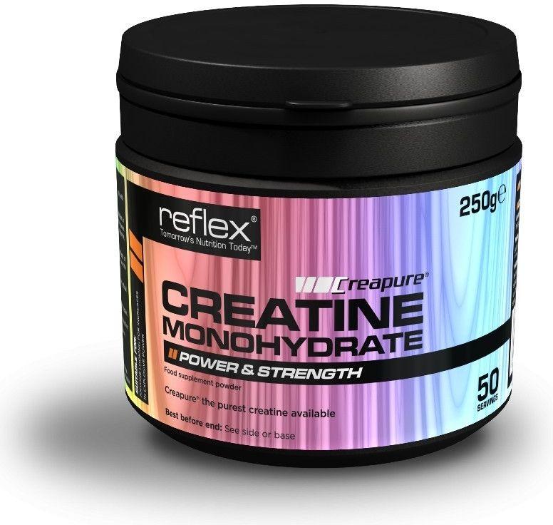 Reflex Nutrition Creatine Monohydrate 250 g Reflex Nutrition Ltd