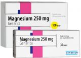 Generica Magnesium 250 tablet 100