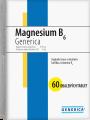 Generica Magnesium B6 tablet 60