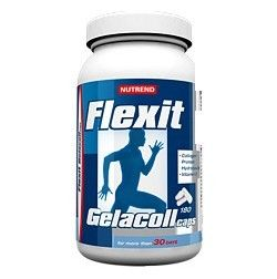 Nutrend Flexit Gelacoll 180 kapslí NUTREND D.S., a. s.