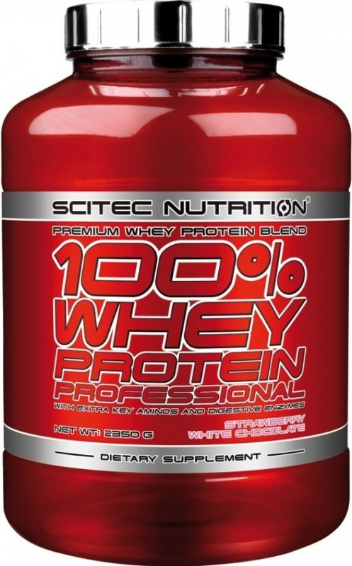 Scitec Whey Protein Professional 2350g Scitec Nutrition