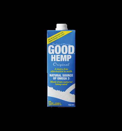Good Hemp Good Hemp Milk 1l Braham & Murray