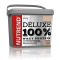 Nutrend deluxe 100% Whey Protein 4000g