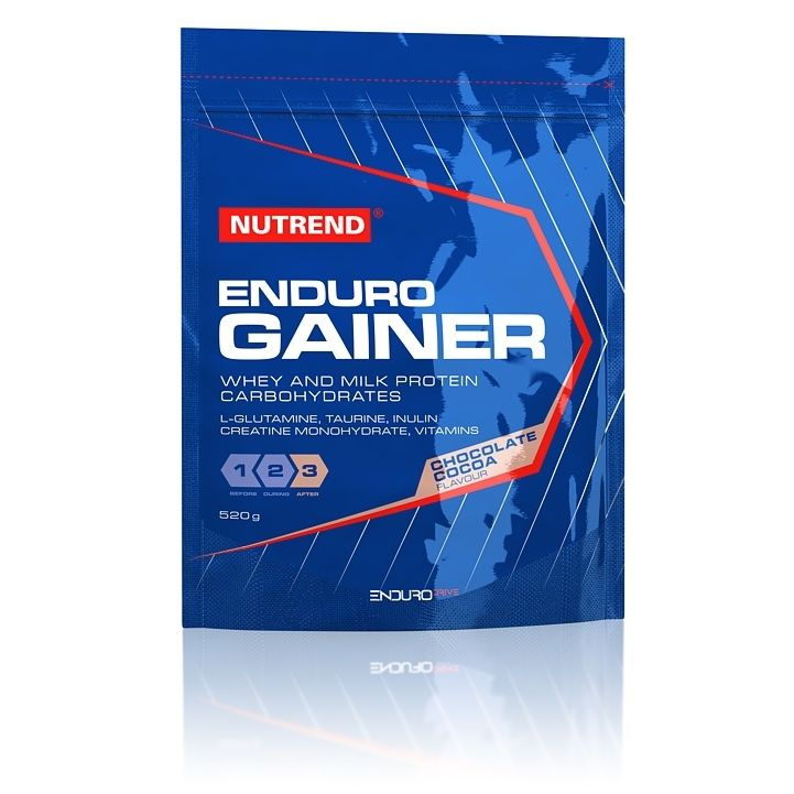 Nutrend Enduro Gainer 520 g NUTREND D.S., a. s.