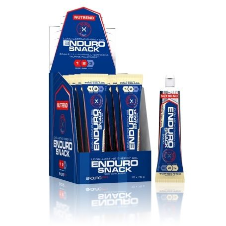 Nutrend Enduro snack 75 g - doprodej NUTREND D.S., a. s.