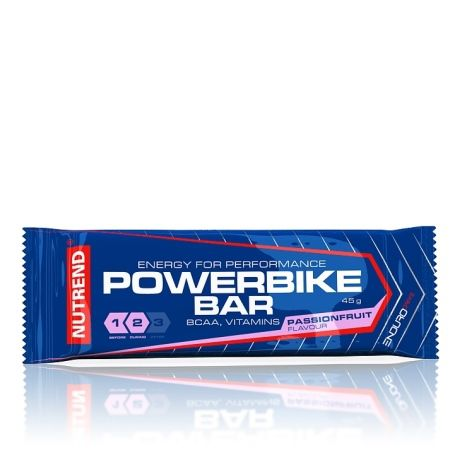 Nutrend Power Bike Bar 45 g NUTREND D.S., a. s.
