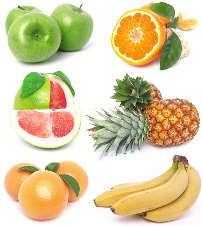 ovoce a fruktóza