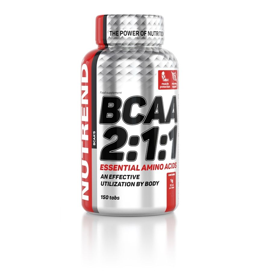 NUTREND Amino BCAA Mega Strong 150 tablet NUTREND D.S., a. s.