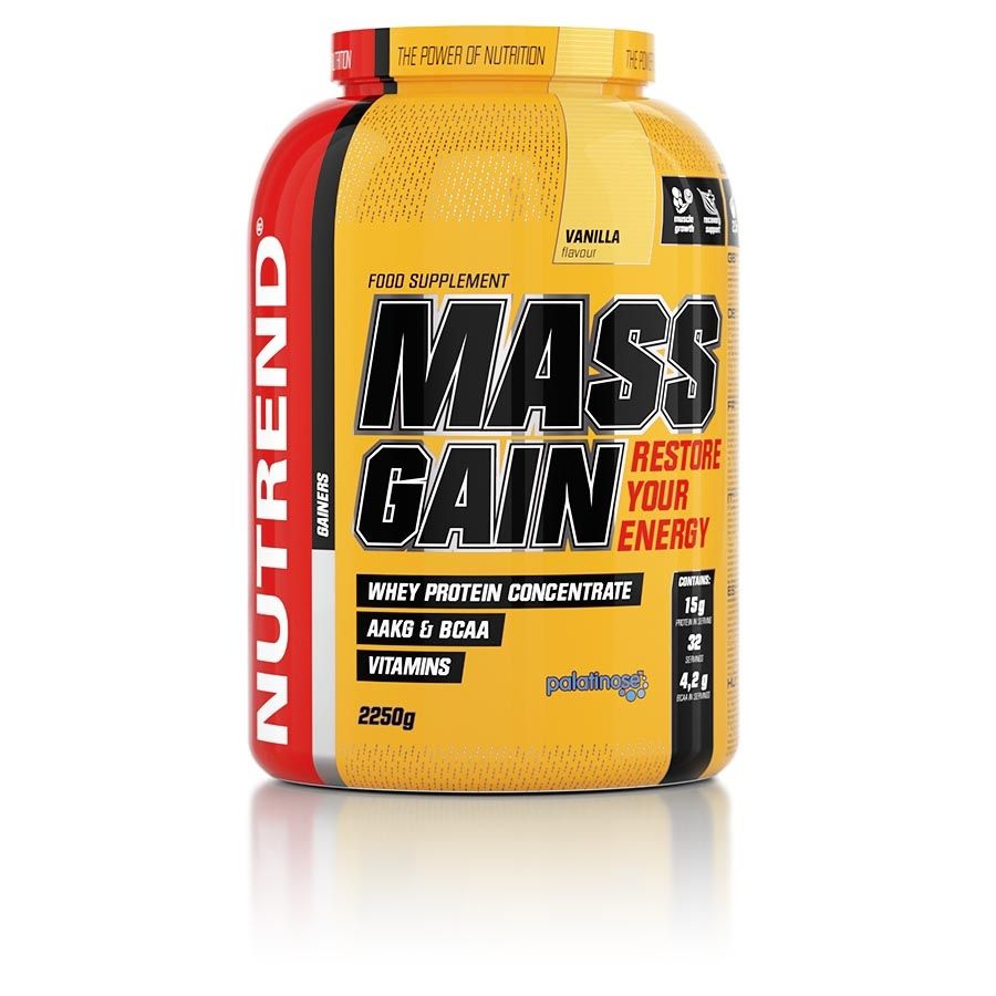 Nutrend Mass Gain 2250g NUTREND D.S., a. s.