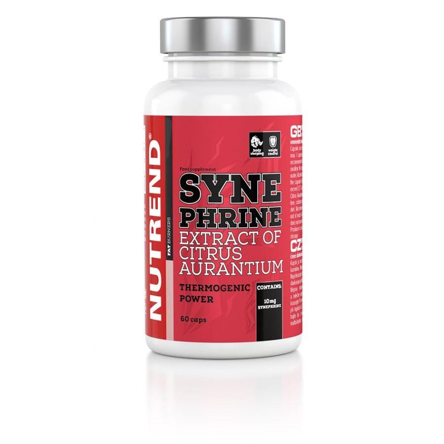 Nutrend Synephrine 60 kapslí NUTREND D.S., a. s.