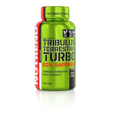 Nutrend Tribulus Terrestris Turbo 120 kapslí NUTREND D.S., a. s.