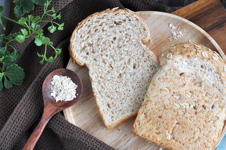 ovesný chléb