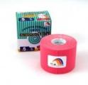 Temtex kinesio tape Classic růžový 5 cm x 5 m